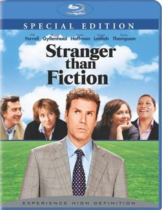 Will Ferrell stars as Harold Crick, a lonely IRS agent whose mundane existence is transformed when he hears a mysterious voice narrating his life.  With the help of Professor Jules Hilbert (Dustin Hoffman), Harold discovers he's the main character in a novel-in-progress and that the voice belongs to Karen Eiffel (Emma Thompson), an eccentric author famous for killing her main characters in creative ways.  Harold must quickly track down Eiffel and stop her before she conjures up a way to…