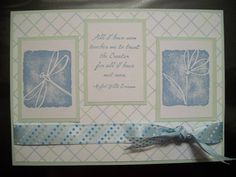 Green Peace by LJClark23 - Cards and Paper Crafts at Splitcoaststampers