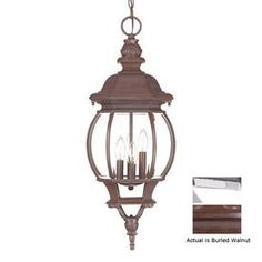 Acclaim Lighting Chateau 28.75-in H Outdoor Pendant Light  ?Outdoor lights?  at Lowes and Richards