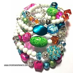 """Color Party"" - Eye Catching Trinkets"