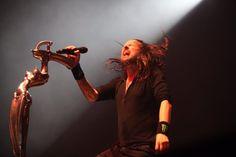 México 26 Abr. 2016.- Korn prendió a los asistentes a su presentación en la ciudad de México.  @Candidman   #Fotos Mexico Musica Candidman Ciudad de México Foto del día Korn Música @candidman