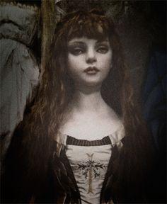 Koitsukihime Doll / Gabriel head sculpt.