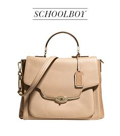 Coach Madison Sadie Flap Satchel ( 498) in Spectator Saffiano Leather With  its structured 3725da3f54041