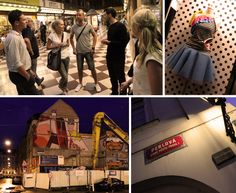 Prague with its cult graffiti, original fashion stores, dark secrets, history, art & modern architecture... Alternative tour [by ThinkPrague] will show you the capital city how it really is!  Tested personally by The ICONic team! @ThinkPragueTour