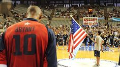 Got dang it's early on the West Coast... Can't wait for Team USA to beat France by 30+!!!