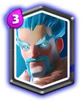 Clash royale Icewizard