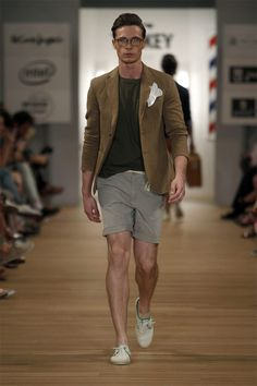 Tenkey Spring/Summer 2014 - MFSHOW MEN Madrid