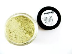 Peppermint Herbal Clay Tooth Powder by FrugallySustainable on Etsy