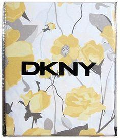 DKNY Botanical Nature 100% Cotton Shower Curtain Floral Poppy Seed Flower Design 72-by-72-Inch Donna Karen New York (Yellow), http://www.amazon.com/dp/B015EJQ0F0/ref=cm_sw_r_pi_awdm_clPlwb192Y618