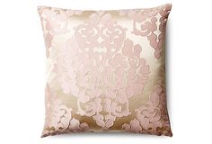 Julie 18x18 Pillow, Pink on OneKingsLane.com