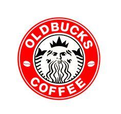 logo OLDBUCKS COFFEE