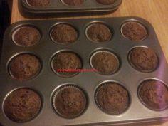 Sta sera cucino io: Muffin cioccolato e fave di Tonka