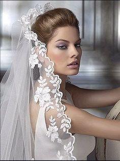Wedding #Veils & Bridal #Headpieces .