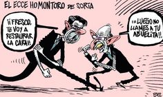 El ECCE HOMOntoro de Soria #humor #crisis