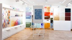 tikkurila - Google-haku Home Depot Store, Workplace Design, User Experience, Office Interiors, Showroom, Shops, Retail, Group, Colors