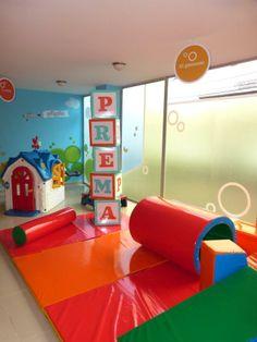 Centro Lúdico Fundación Prema Bogotá. (2012)  ID diseñó la imagen del Centro Lúdico de la Fundación Prema en Bogotá. Creamos lugares llenos de luz para los niños de la Fundación. #spaces #Playground