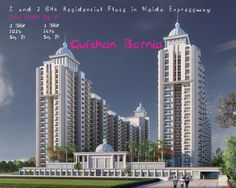 "Gulshan Homz is One of the Best Real Estate Group. In this Group Develop one of the Best Project, Project Name is "" GULSHAN BOTNIA "". In this Project Provide 2 BHK with a Size of (1025 sq. ft. to 1160 sq. ft.) and 3 BHK with a Size of (1355 sq. ft, 1370 sq. ft. & 1475 sq. ft) Luxury Flats Visit : http://www.gulshansector144noida.com/gulshan-botnia Contact Us : +91-9599284585"