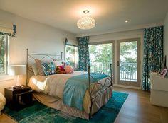 El dormitorio no podía ser un detalle menor toque entre lo rustico y moderno. mis colores favoritos