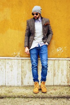 Urban Street Fashion Mens