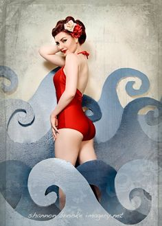 pin up| Pinup Girl  http://thepinuppodcast.com features pinup models and pin up photographers.
