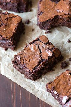 The Ultimate Brownie Recipe! If you're looking for a go-to brownie recipe to add to your baking arsenal, I guarantee this is the BEST brownie recipe out there, hands down! GET THE RECIPE:. Best Fudgy Brownie Recipe, Ultimate Brownie Recipe, Best Vegan Brownies, Brownie Bites Recipe, Brownie Recipes, Cheesecake Recipes, Cookie Recipes, Homemade Desserts, Köstliche Desserts