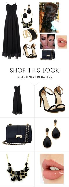Untitled #41 by katdancer on Polyvore featuring True Decadence, Aspinal of London, Rachel Zoe, Kenneth Jay Lane, Emi Jewellery, Charlotte Tilbury and Retrò
