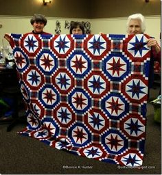 Quiltville - Smith Mountain pattern