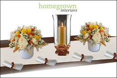 Thanksgiving Accessories Package. Everything you need to make your dining room feel festive this Thanksgiving! Orders must be placed by November 10th, 2014 to ensure delivery by November 26th, 2014