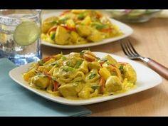 Pollo al curry - Bellisssimaa2 TV