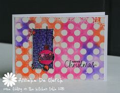 Some fiddling on the kitchen table: Watercolor #10 Stamps PaperArtsy JOFY