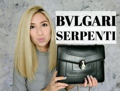 BVLGARI SERPENTI HANDBAG REVIEW  Forever Serpenti Collection   Minimalist Style In todays video will be a review of my Bvlgari handbag from the Forever Serpenti Collection.  I notice that there were not many reviews on this handbag on youtube. Hopefully this review will give you a better insight on their overall brand & quality if you are interested in getting more information about this handbag.  Enjoy!  Dimensions:  9.75L x 7.75H x 2D  20 Strap drop  Please support my channel by…