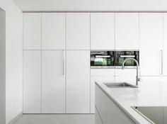 Rénovation +atelier - moonarchitects bvba - ConstructR