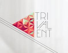 "Check out this @Behance project: ""Trivalent Brand Identity""…"