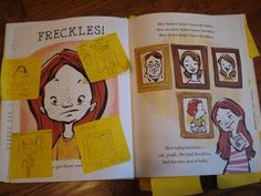 Author's Purpose With Freckleface Strawberry | Scholastic.com