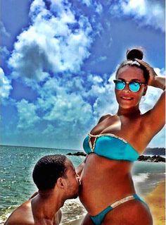 Ludacris Expecting Baby No. 3 - http://site.celebritybabyscoop.com/cbs/2015/03/01/ludacris-expecting-baby #EudoxieMbouguiyengue, #Expecting, #Ludacris, #Pregnancyannouncement, #Pregnant