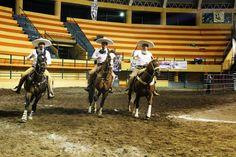 Regresa la charrería al Lienzo Charro Ramón Muñoz, con el Torneo Las Cabañuelas. ~ Ags Sports