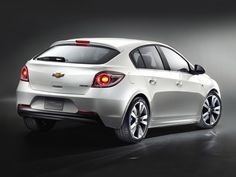 2011 Chevrolet Cruze Hatchback car rear