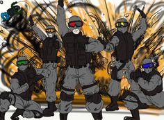 Go, go Recruit Rangers! | Rainbow Six Siege | Know Your Meme