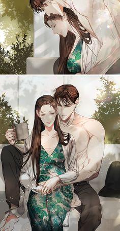 L Dk Manga, Manga Art, Manga Anime, Anime Love Story, Anime Love Couple, Romantic Anime Couples, Romantic Manga, Anime Couples Drawings, Anime Couples Manga