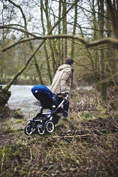 Bugaboo Buffalo discovers the Ardennes in Belgium
