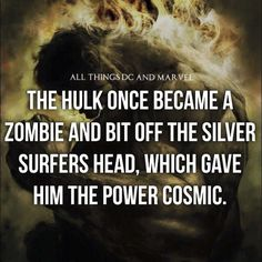 Well.... Kind of doesn't make sense since his healing power would beat out the zombie disease