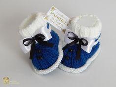 Размер:0-3 месяцаЦвет:сине-белыйМатериалы:пряжа детская,ленты,бусины