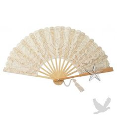 2012 Wedding Trend: Affordable Lace Wedding Fans