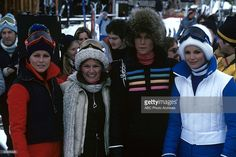Angels on Skis' Season Three 12/14/78 Cheryl Ladd Kathleen Nolan Kate Jackson and Jaclyn Smith