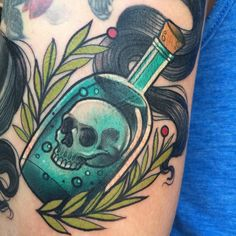 So much fun from this morning! #poison #skull #deadly #toxic #poisonbottle