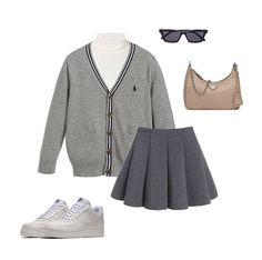 Kpop Fashion Outfits, Stage Outfits, Edgy Outfits, Korean Outfits, Cute Casual Outfits, Korean Girl Fashion, Look Fashion, Mode Kpop, Polyvore Outfits