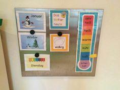 Tagesplan Activities For Kids, Diy And Crafts, Kindergarten, Homeschool, Education, Feelings, Babies Nursery, Frame, German Language