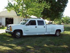 1996 Chevy Dually, 454, Crew Cab. Dodge Ram 4x4, Chevy, Trucks, Fun, Truck, Hilarious
