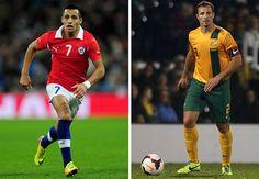 Horarios de Chile vs Australia Mundial Brasil 2014 | Mundial Brasil 2014