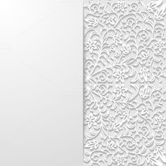 Set of abstract floral backgrounds. ZIP file contains: version Adobe Illustrator vector files, High resolution JPEG files. Embossed Business Cards, Cut Out Design, Vector File, Adobe Illustrator, Floral, Illustration, Art, Art Background, Flowers